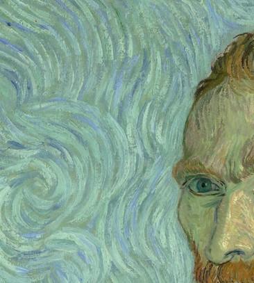 Van Gogh face